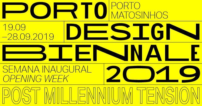 Porto Design Biennale'19 | abertura / opening