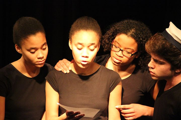 Workshop de Iniciação ao Teatro Jovens, com Carolina Parreira