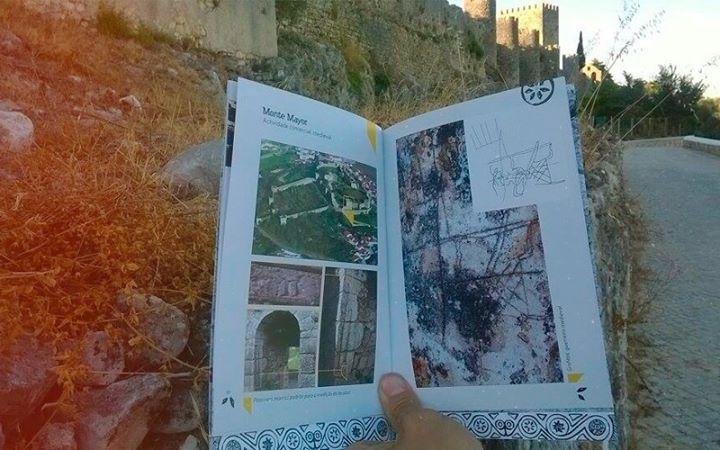 Rota das Pedras Falantes Descoberta da História do Castelo M-o-V