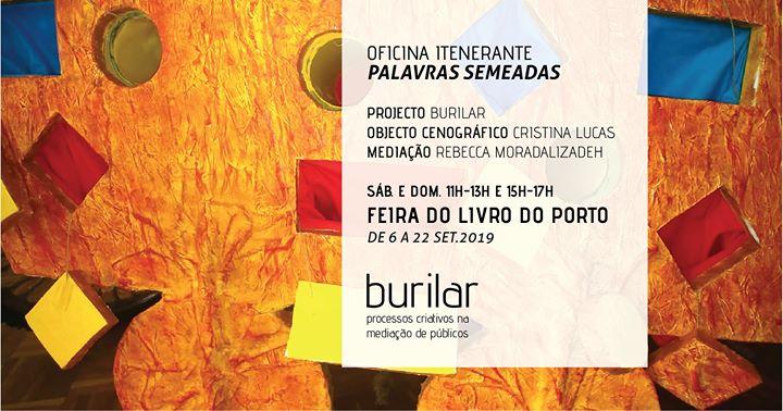 Feira do Livro do Porto 19 | Palavras Semeadas