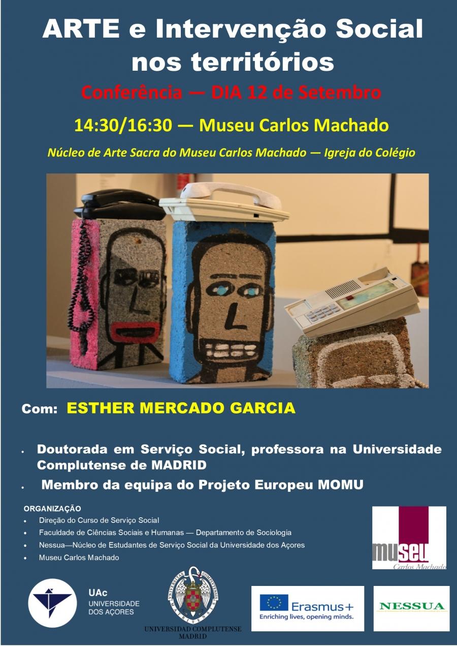 ARTE e intervenção social