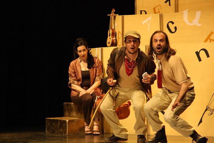 Teatro D'Rule | «El rastro del Quijote»