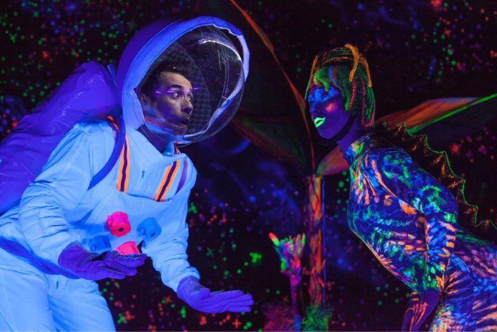 Teatro D'Rule | «El astronauta»