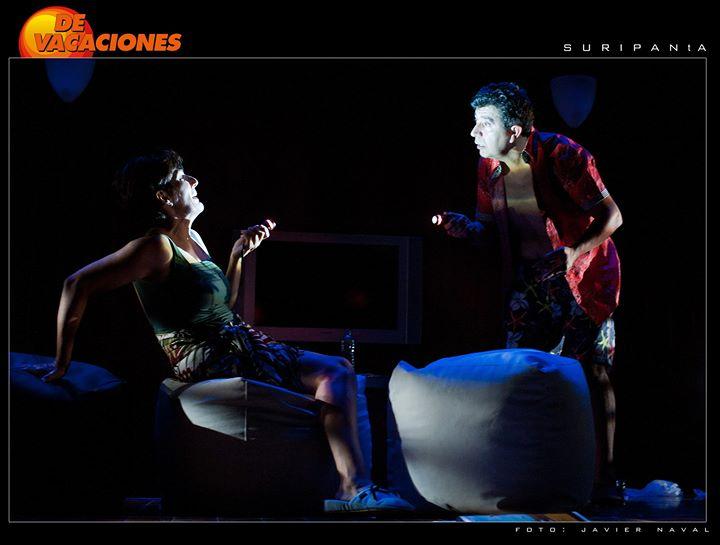 Teatro D'Rule   «De vacaciones»
