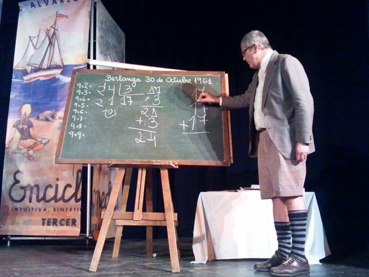 Teatro D'Rule | «La escuela de D. Ponciano»