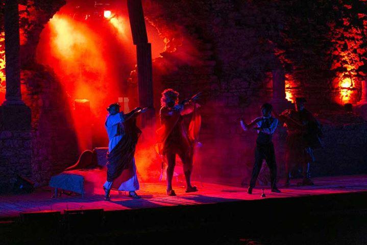 Teatro D'Rule | «Nerón delira»