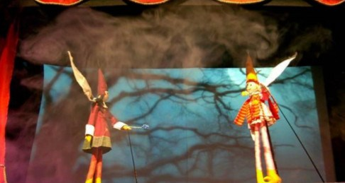 Teatro D'Rule | «Colorín colorado, este bosque está callado»