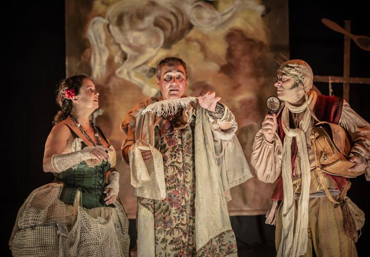 Teatro D'Rule   «Camino del Paraíso»