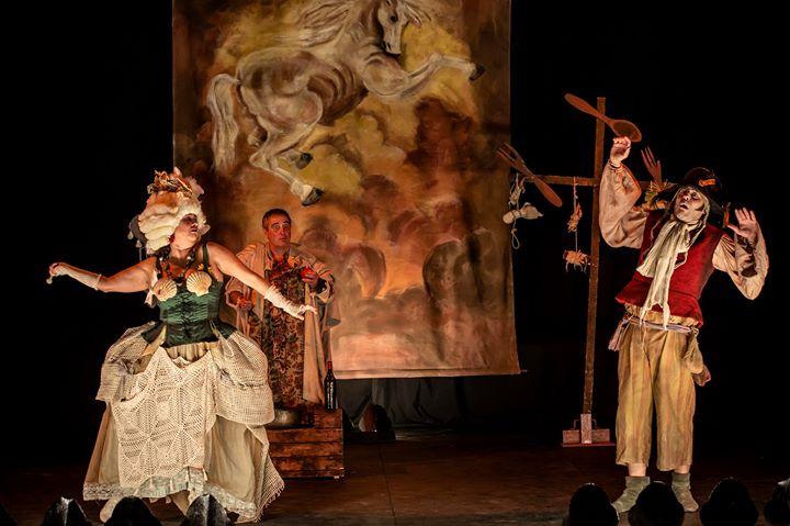 Teatro D'Rule | «Camino del Paraíso»