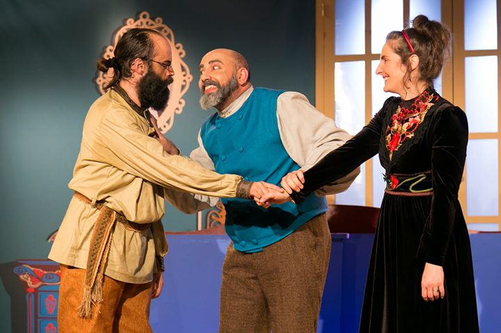 Teatro D'Rule | «Una comedia rusa»