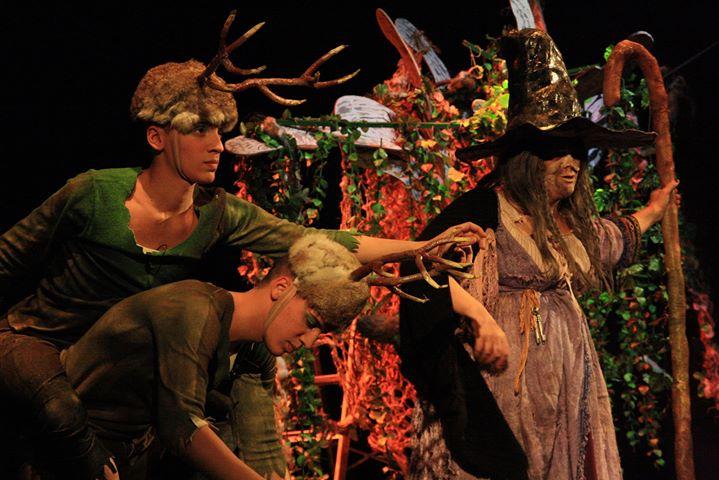 Teatro D'Rule | «Doña Bruja quiere amigos»