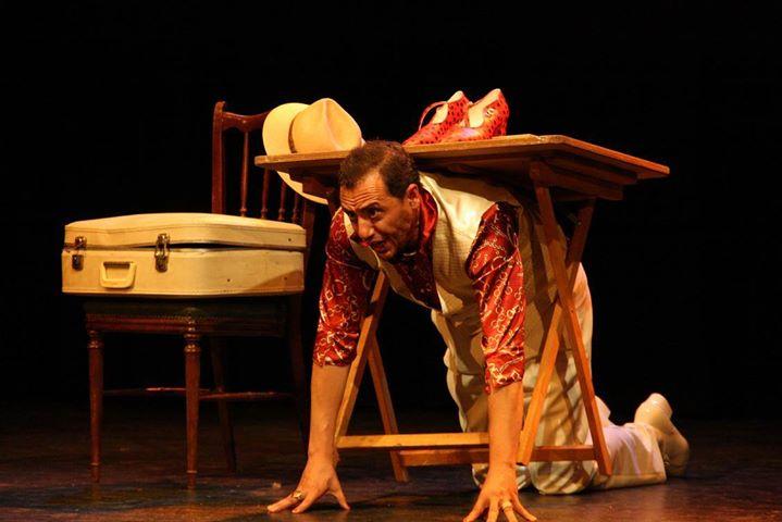 Teatro D'Rule | «Alacrán o la ceremonia»