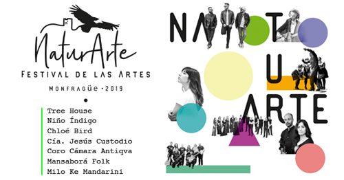 NaturArte 2019 | Festival de las Artes [Monfragüe]