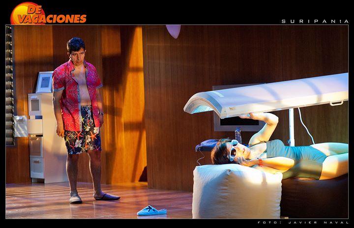 Teatro D'Rule | «De vacaciones»