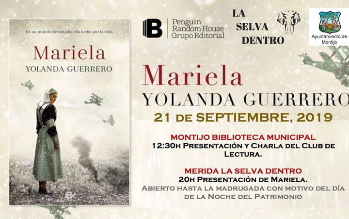 Mariela En Montijo