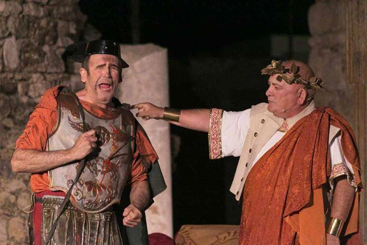 Teatro D'Rule   «Nerón delira»