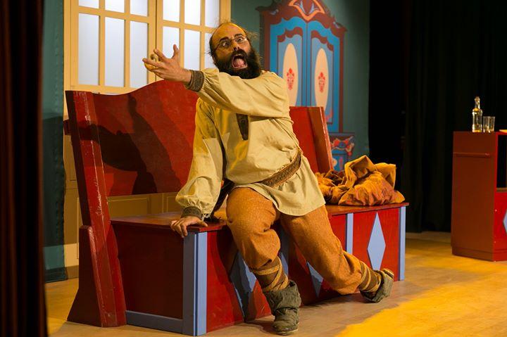Teatro D'Rule   «Una comedia rusa»