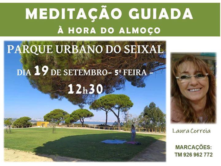 Parque Urbano do Seixal | Meditação Guiada à Hora do Almoço 45m
