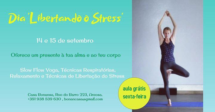 Libertando o Stress
