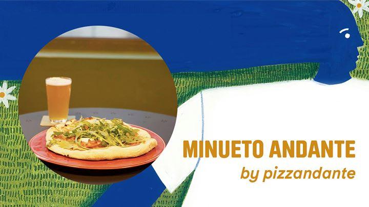 Minueto Andante #6 | pizzas & uns sons