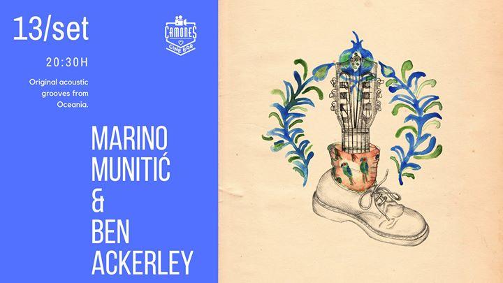 Marino & Ben - Grooves from Oceania