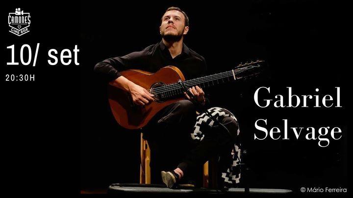 Gabriel Selvage - ao Vivo