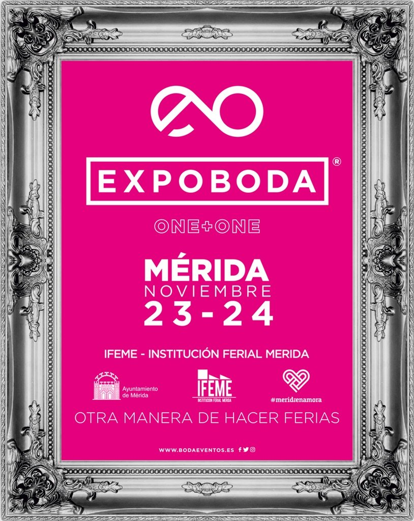 Expoboda One+One Mérida 2019
