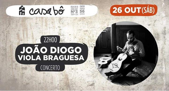 Concerto: João Diogo - Viola Braguesa