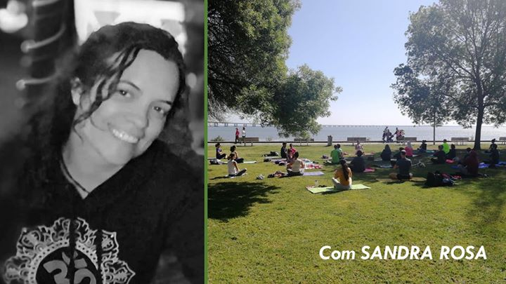 Yoga ao Ar Livre no Parque das Nações