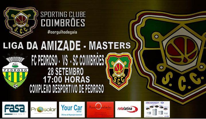 FC Pedroso vs. SC Coimbrões Veteranos