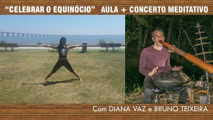 Yoga ao Ar Livre no Parque das Nações - Aula Especial