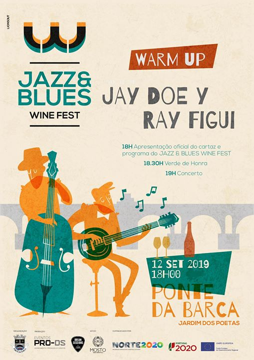 Jazz & Blues Wine Fest | Warm Up