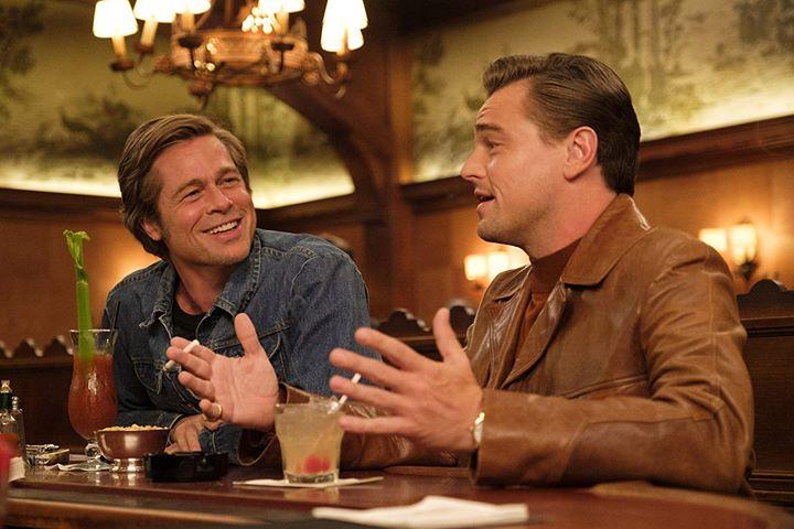 Era uma Vez em Hollywood de Quentin Tarantino