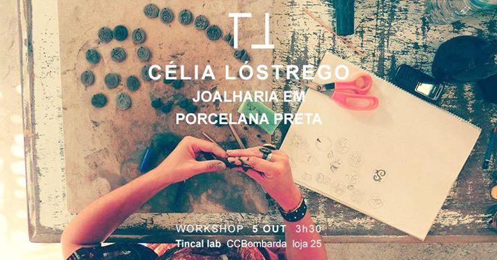 Workshop Joalharia em Porcelana Preta