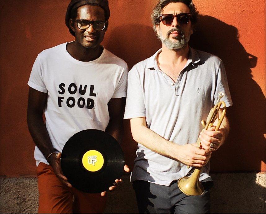 DJ Lucky e Cadillac Soul