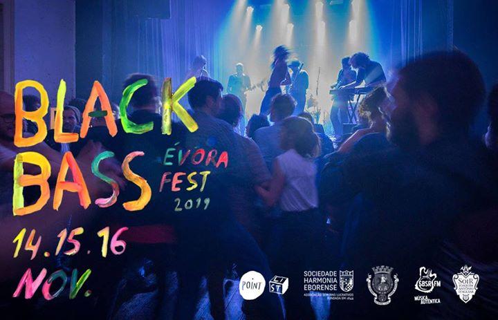 BLACK BASS Évora Fest 2019