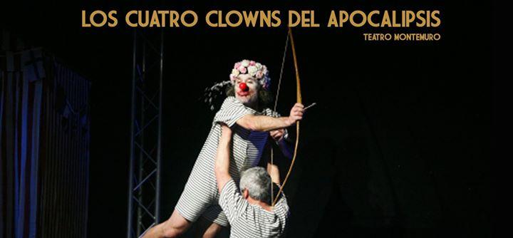 Los cuatro clowns del Apocalipsis.- Teatro-Púb Familiar