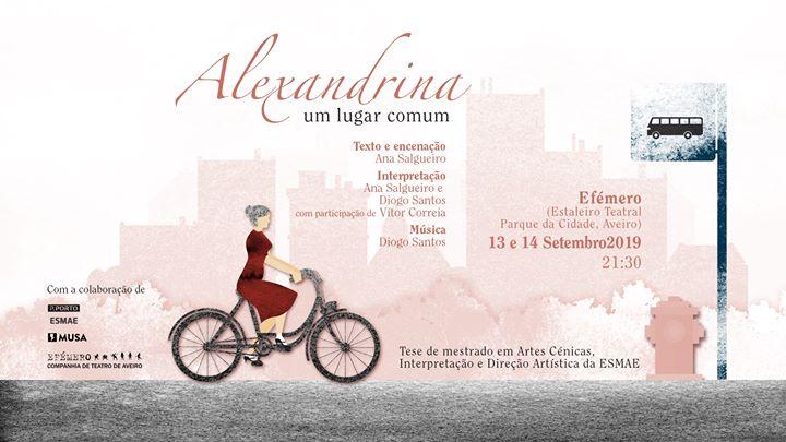 Alexandrina - Um lugar comum