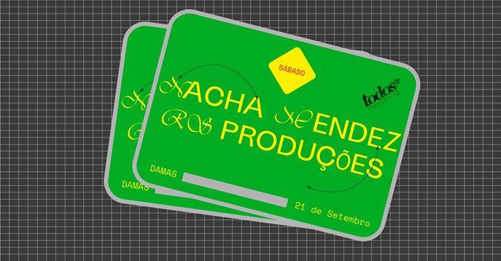Festival Todos: Nacha Mendez e RS Produções