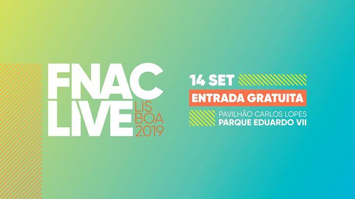 FNAC LIVE 19