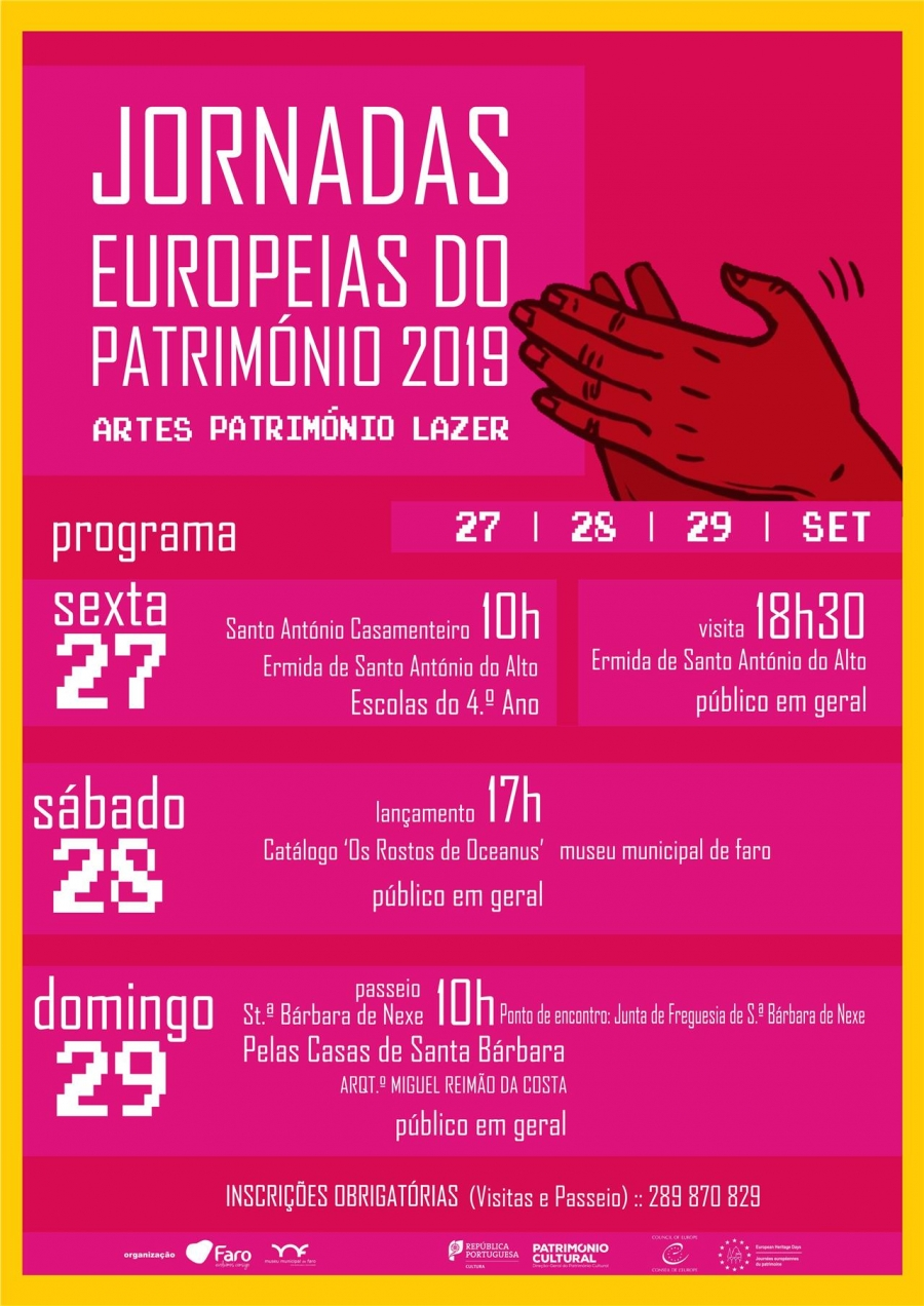 Jornadas Europeias do Património 2019
