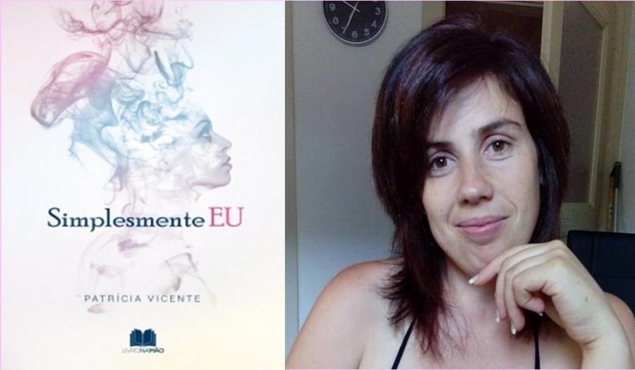 """Apresentação de Livro l """"Simplesmente Eu"""", de Patrícia Vicente"""