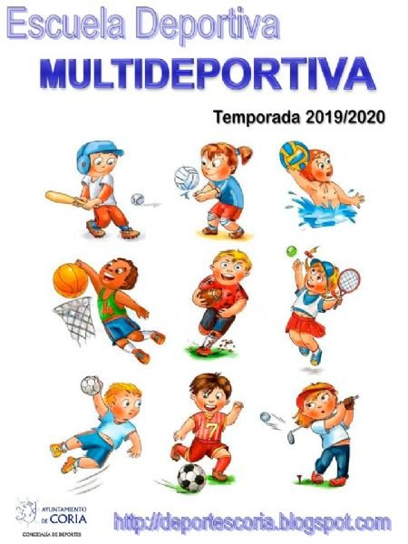 Escuela Municipal de Multideportes