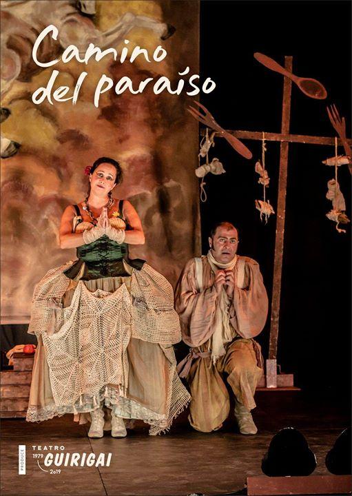 Camino del Paraíso de Teatro Guirigai en Faro