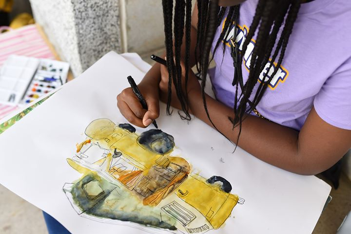Curso de Verão - Workshop: Desenho
