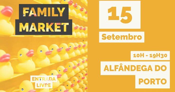 Family Market - Back to School Edition - Amor D'Ervilha
