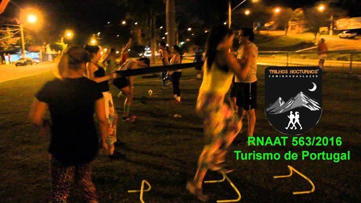 Treino Funcional Nocturno em Carcavelos c/ TN Desporto
