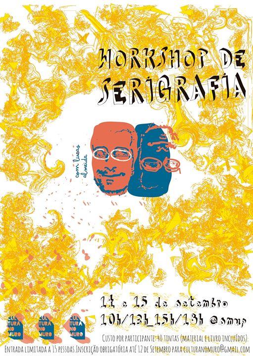 Oficina de Serigrafia | 14_15.09 SMUP