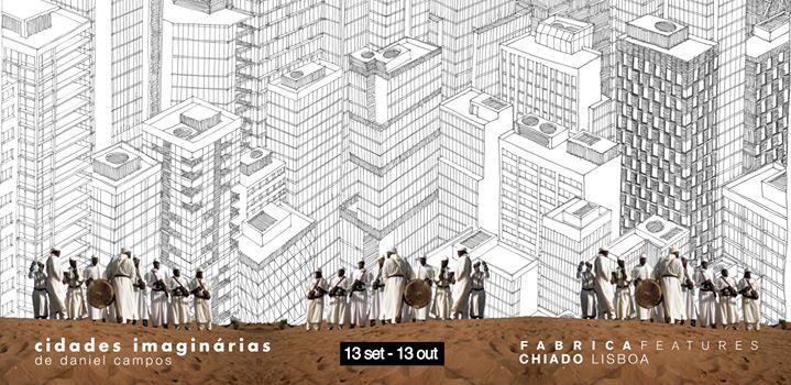 Cidades Imaginárias — Daniel Campos