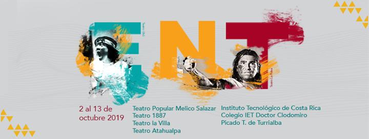 XII Encuentro Nacional de Teatro